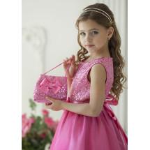 Сумочка розовая Мариэтта