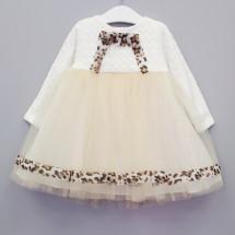 """Платье нарядное для малышек """"Лео"""""""