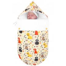 Конверт для новорожденного «Котофей», осенний/весенний