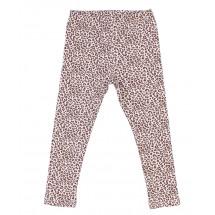 Лосины для девочек с леопардовой расцветкой
