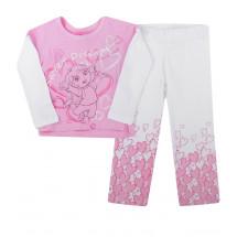 """Пижама розовая на девочку """"Сладких снов"""""""