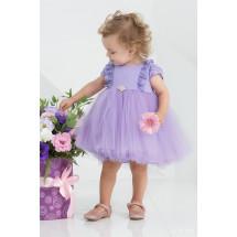 """Платье нарядное сиреневого цвета """"Baby"""""""