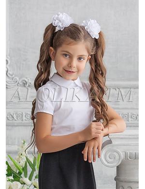 "Блузка белого цвета ""Арлен"""