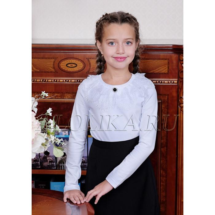 Блузка белого цвета