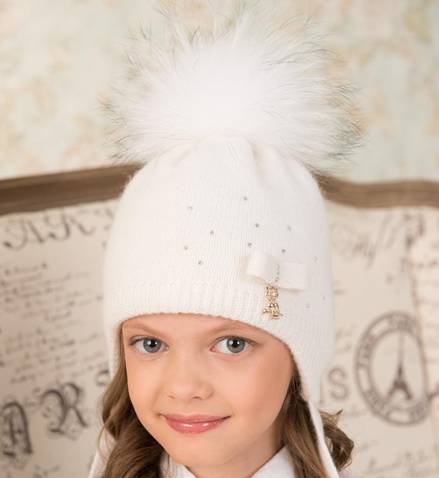 купить шапку для девочки